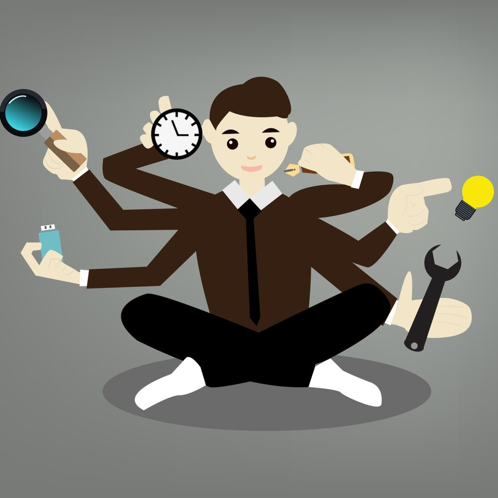 Multitasking Myths - Advice For Nonprofit Business Owners